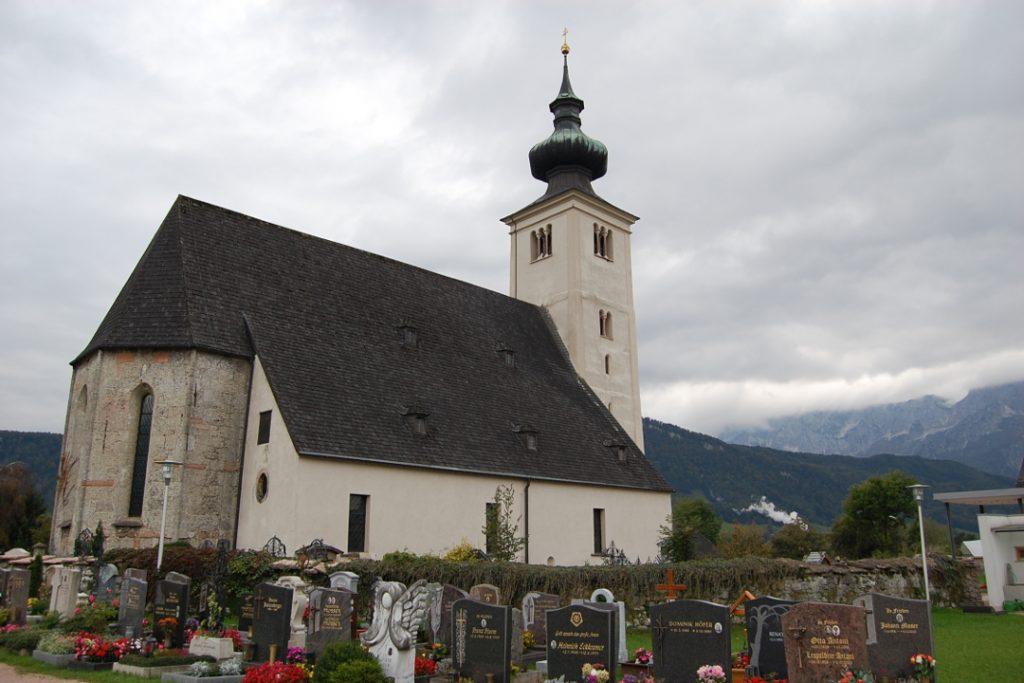 Pfarrkirche Oberalm