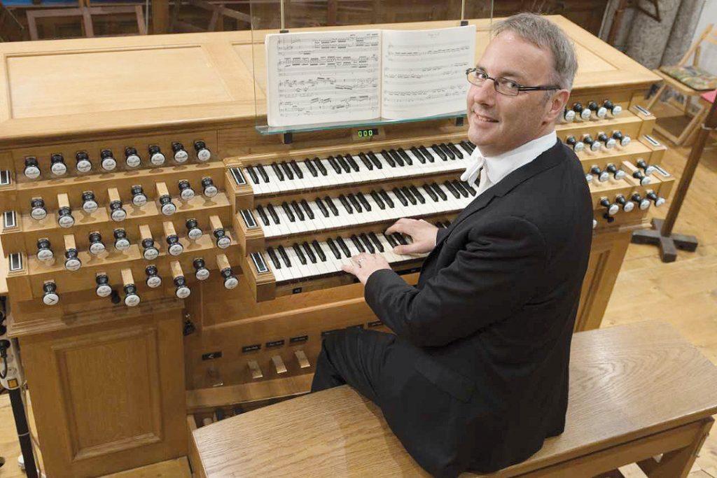 Markus Stepanek - Orgelmusik Kultur.Werkstatt Oberalm