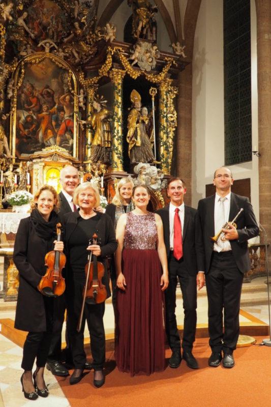 Barockkonzert mit Simone Vierlinger