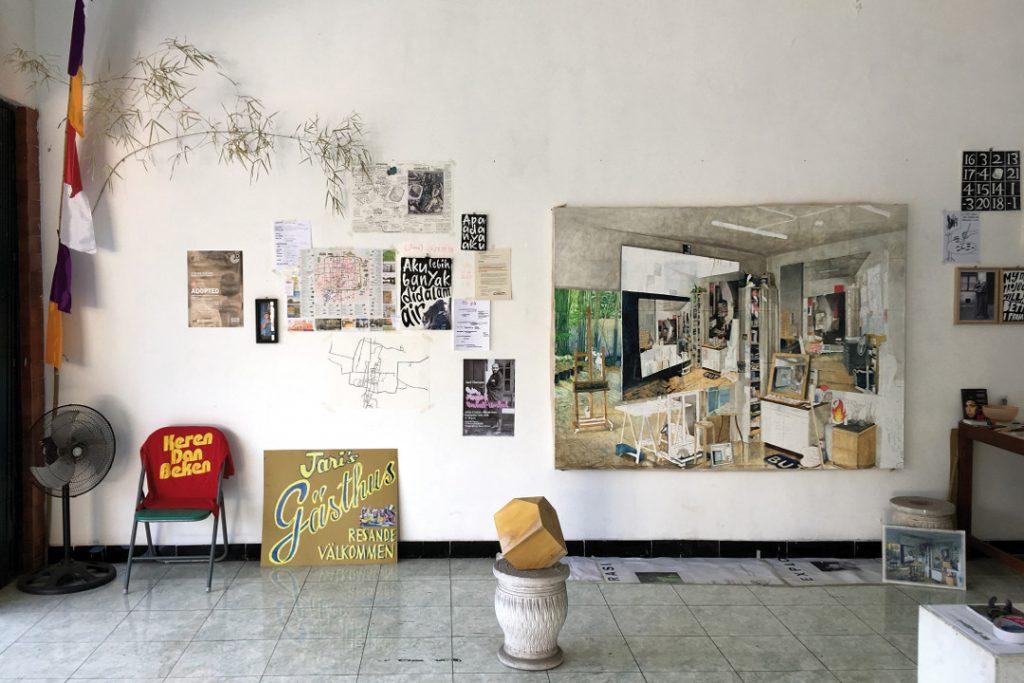 Ari Genser Ausstellung Oberalm