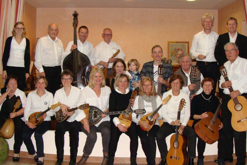Mandolinen Orchester Salzburg Kultur Werkstatt Oberalm